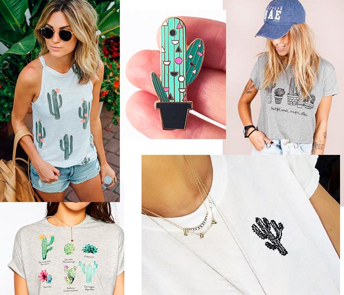 Cactos fashion trend